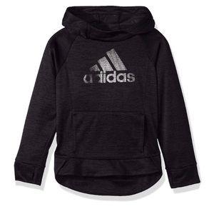 EUC adidas Girls' Pullover Sweatshirt Size L (14)